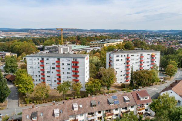 Thüringer Straße, Coburg
